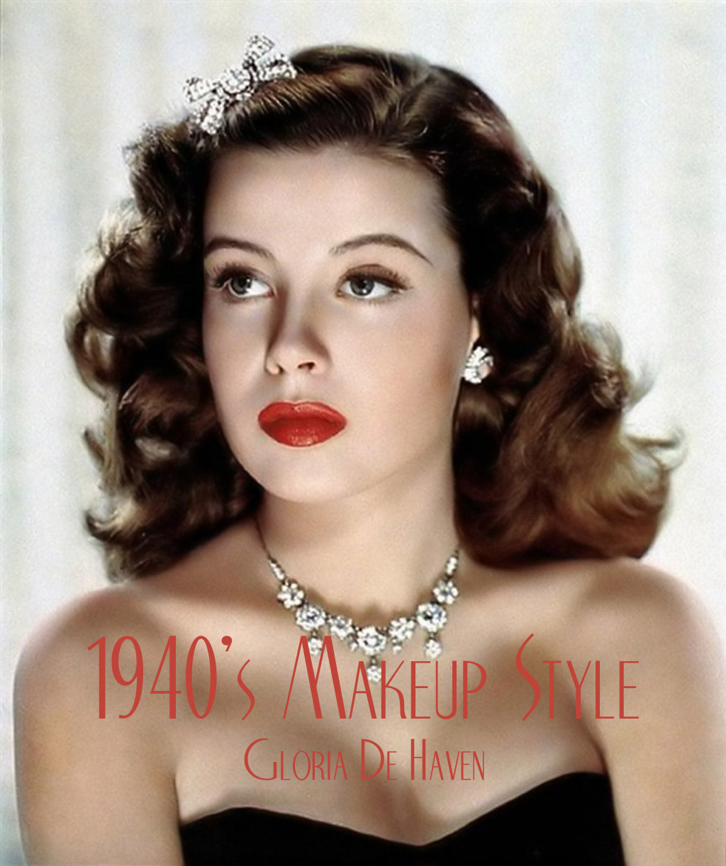 Vintage 40's Glamour | Covelli Boutique & Shoes